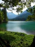 Озеро в Зальцбурге Стоковое Фото