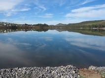 Озеро в минах Gerais - FDC Стоковые Фотографии RF