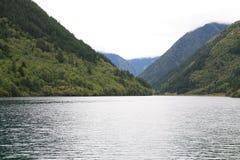 Озеро в национальном парке Jiuzhaigou Стоковое Изображение