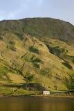 Озеро в национальном парке Connemara; Графство; Голуэй Стоковые Фотографии RF