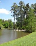 Озеро в Северной Каролине стоковые изображения