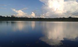 Озеро в Anuradapura Стоковое фото RF