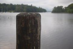 Озеро в distrit озера Стоковое фото RF