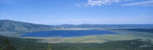 озеро генриа Стоковые Фото