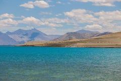 Озеро гонга лотка Стоковое Изображение RF