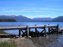 Озеро & горы Стоковая Фотография RF
