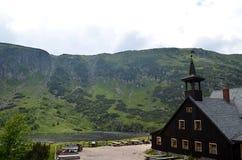 Озеро гор Стоковая Фотография