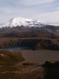 Озеро гор Snowy Стоковое фото RF