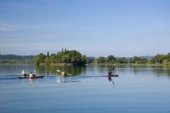 озеро группы канй Стоковые Фото