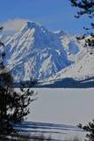 Озеро Джексон Стоковое Фото