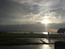 Озеро Джексон стоковое изображение rf