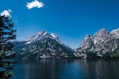 Озеро Дженни Стоковое фото RF