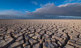 Озеро Джордж, Австралия Стоковая Фотография RF