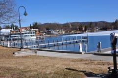 Озеро Джордж, Нью-Йорк Стоковые Фото