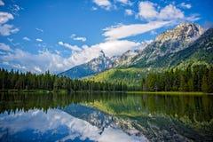 Озеро жал Стоковые Фото
