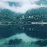 Озеро запруды veney Стоковые Фотографии RF