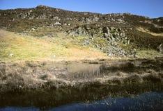 озеро заречья Стоковое Изображение RF