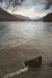 озеро заречья Стоковое Фото