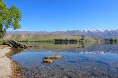 Озеро зеркал Стоковое фото RF