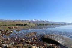 Озеро зеркал Стоковые Изображения