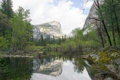 Озеро 03 зеркал Стоковое Изображение