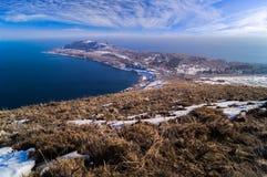 Озеро зим Стоковое Изображение RF