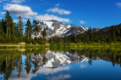 Озеро изображени стоковая фотография rf