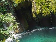 Озеро или водопад шикарная матушка-природа красивое в Кашмире стоковая фотография rf