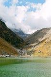 озеро Индии gandhi sarovar Стоковая Фотография RF