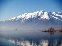 озеро Италии como стоковые изображения rf