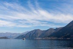 озеро Италии como Стоковая Фотография RF
