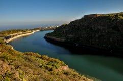 Озеро и запруда Стоковое Изображение RF