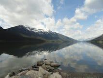 Озеро Канада Стоковая Фотография