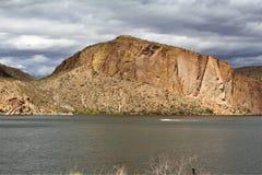 Озеро каньон, положение Аризоны, Соединенных Штатов Стоковое фото RF