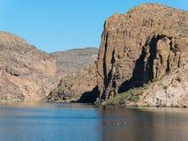 Озеро каньон, центральная Аризона Стоковые Фото
