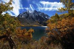 Озеро каторжник, Калифорния стоковое изображение
