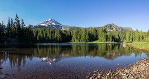 Озеро койот Стоковое Изображение