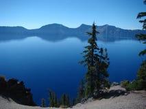 озеро 2008 кратера Орегон США Стоковое Изображение RF