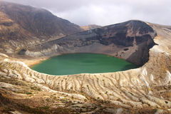 озеро кратера Стоковые Изображения
