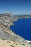 озеро кратера Стоковые Фотографии RF