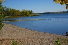 Озеро Лоуэлл - Айдахо стоковые фото