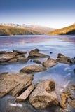 озеро льда Стоковая Фотография RF