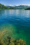 Озеро Люцерн стоковые изображения rf