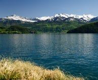 Озеро Люцерн стоковая фотография rf