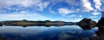 Озеро Макинтош, Тасмания, Австралия Стоковая Фотография RF