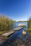 Озеро Мария в осени Стоковое фото RF
