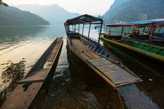Озеро малыш Стоковые Изображения