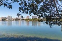 Озеро Меррит Стоковое Фото