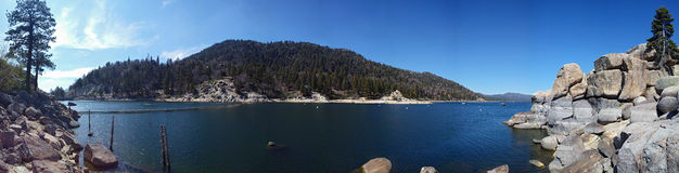 озеро медведя большое Стоковые Изображения RF