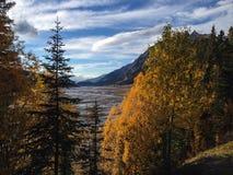 Озеро микстур Стоковое фото RF